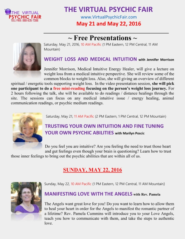 MAY-21-and-22-2016_PRESENTERS FLYER THE VIRTUAL PSYCHIC FAIR1_Page1_WEB